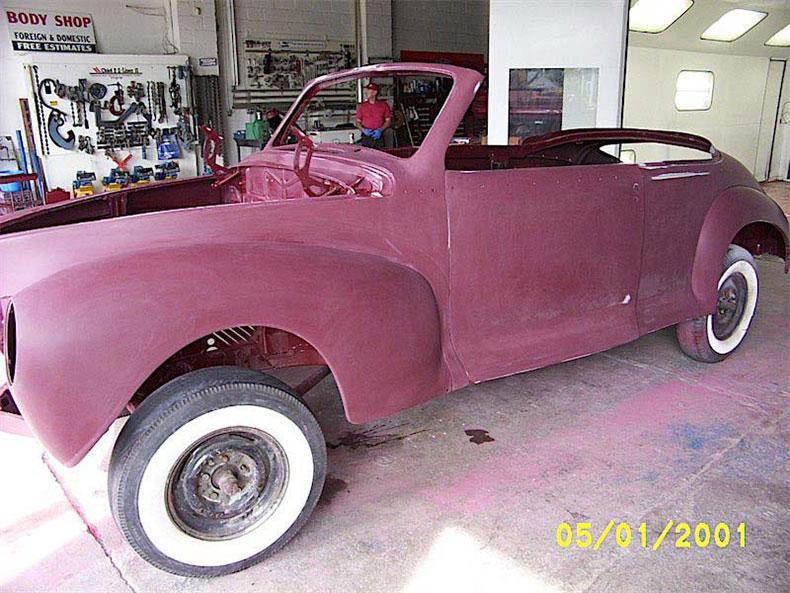 palm beach customs classic car restoration 41 linkoln pics
