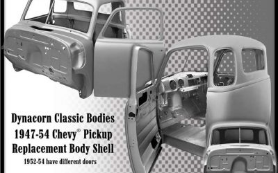 1947-1957 Chevy Truck Steel Bodies @ Palm Beach Customs