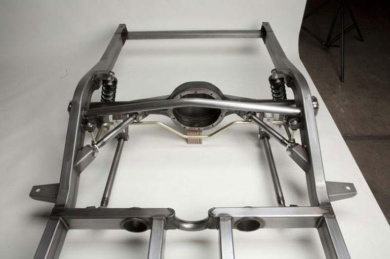 49-54 chevy rear suspension 1