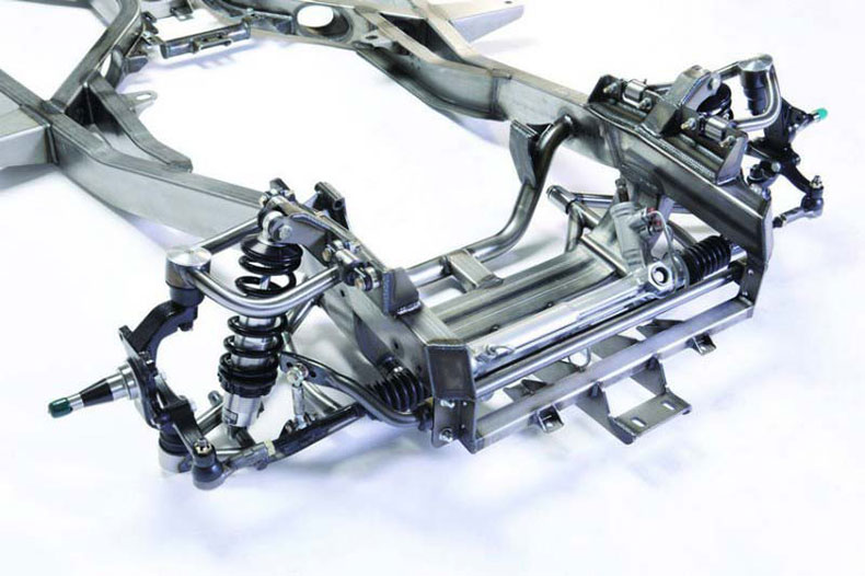 AME 1953-1962 corvette chassis front suspension 1