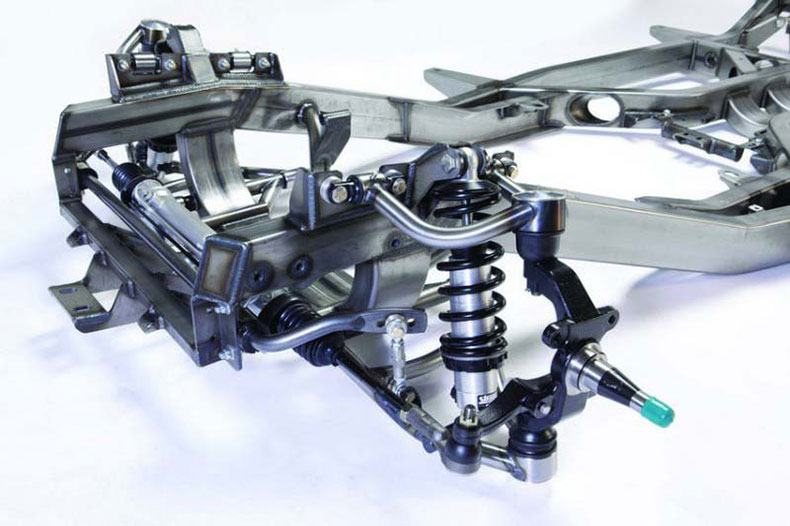 53-62 corvete front suspension