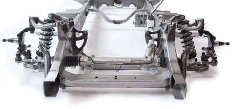 A Newer, Better AME 1955-59 GMC & Chevy Trucks Chassis For Your Beloved Chevy Truck!