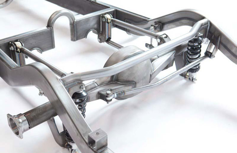 AME 1955-59 GMC & chevy trucks chassis rear suspension