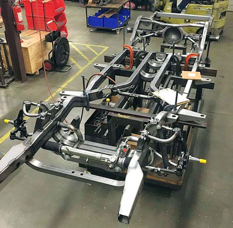 classic and muscle car chassis and suspension options 57 chassis