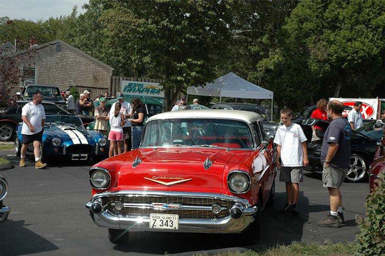 american classic car icons 57 chevy nomad