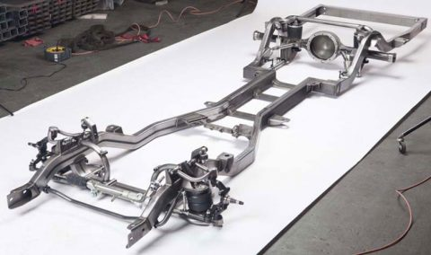 Infinitely Improve The Quality Of Your Ride With This Chevrolet Chassis!