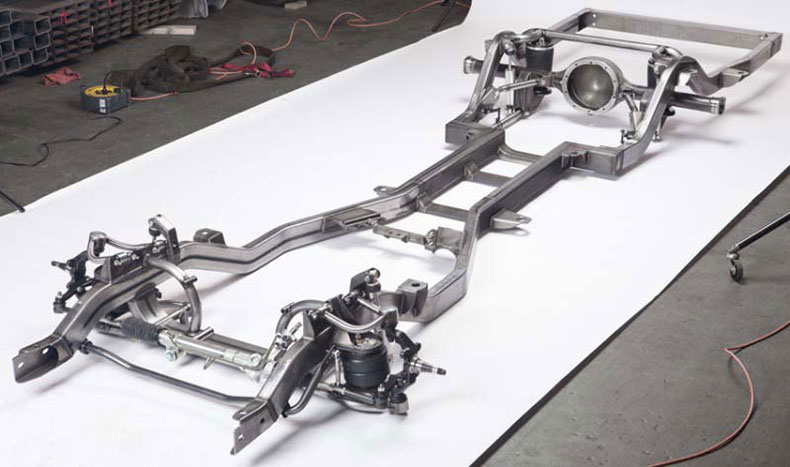 AME 1959-1964 chevrolet full chassis