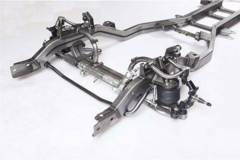 The Best Front Clip Chassis For Your Camaro!