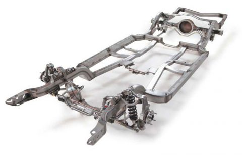 Improved AME 1964-1972 Chevelle/GM A-Body Chassis For Your Chevelle!