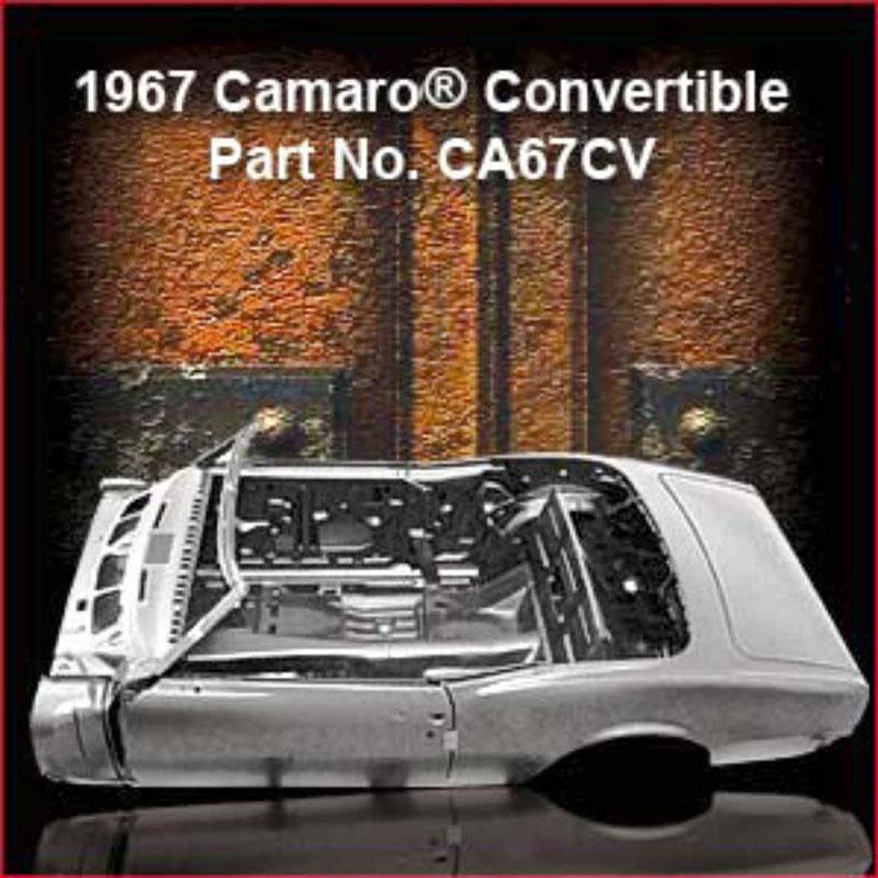 1967-69 camaro convertible