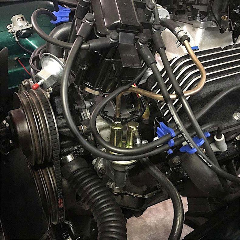 1977 automatic V8 renegade CJ-7 jeep restoration in ocala florida 1
