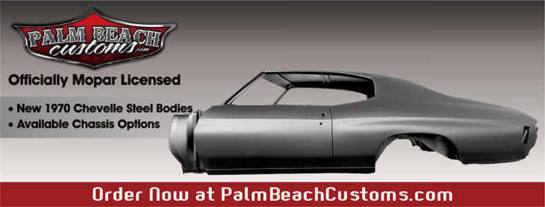 1970 chevelle muscle car restoration specialists in florida