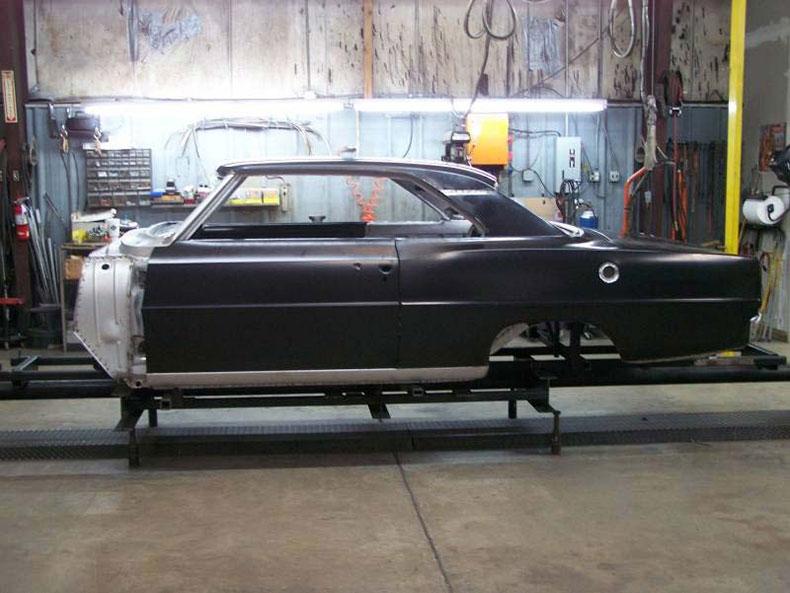 chevy II NOVA 1966-67 steel body