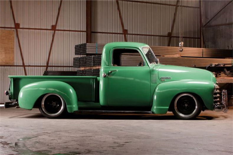 AME 1947-1953 chevy truck chassis