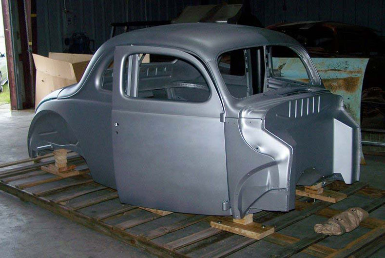 Palm Beach Customs – Classic Car Restoration Shop In Florida