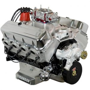 ATK HP631PC Chevy 496 Stroker Complete Engine 600+ HP