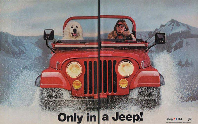 76-86 Jeep CJ7 Steel Body Kit To Go Perfectly With Your Jeep!
