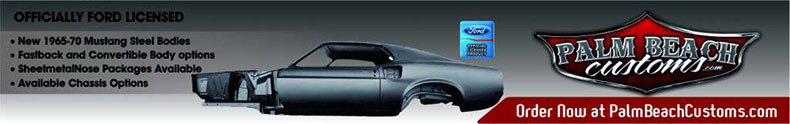 1969 mustang 428 cobra jet build footer banner