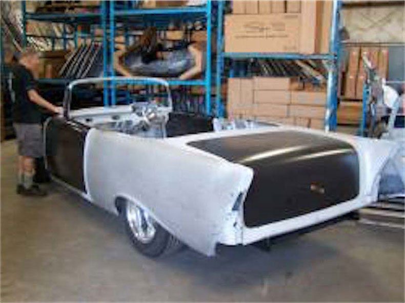 Tri Five Chevys Palm Beach Customs: Classic And Muscle Car Restoration In Ocala