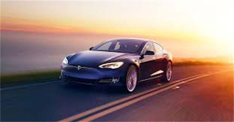 top 5 auto companies electric car tesla