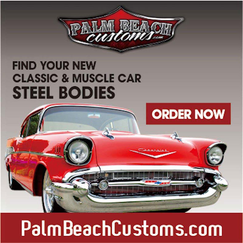american classic car icons tri 5 chevy banner