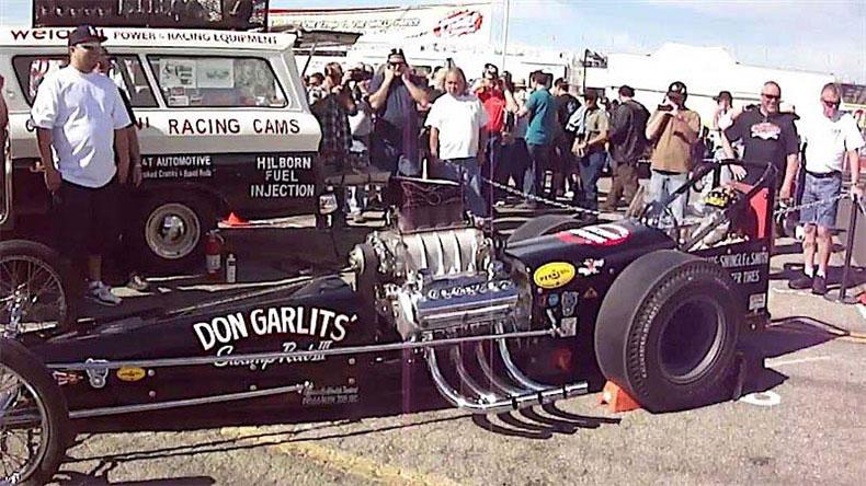 don garlit's drag racing