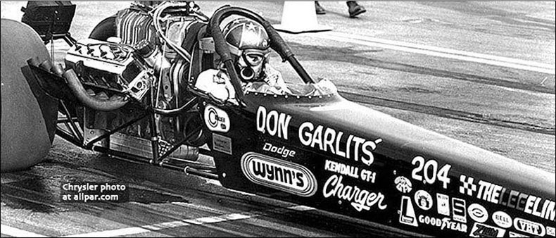 don garlit's drag racing vintage