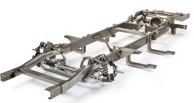 1953-1956 f1000truck chassis
