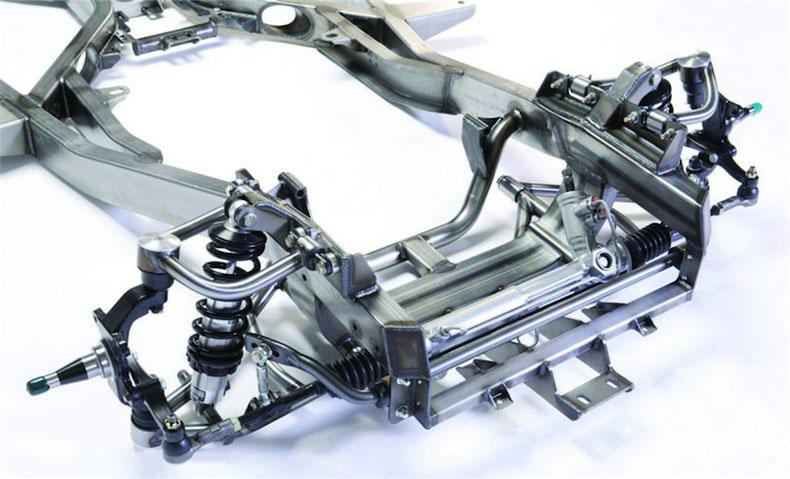 1953-1962 chassis corvette