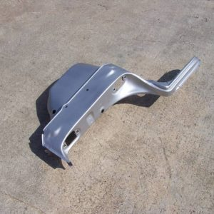 1955-56 Chevy HardtopNomad Left Cowl Side Panel A-Pillar Assembly - Image 1
