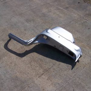 1955-56 Chevy HardtopNomad Right Cowl Side Panel A-Pillar Assembly - Image 1