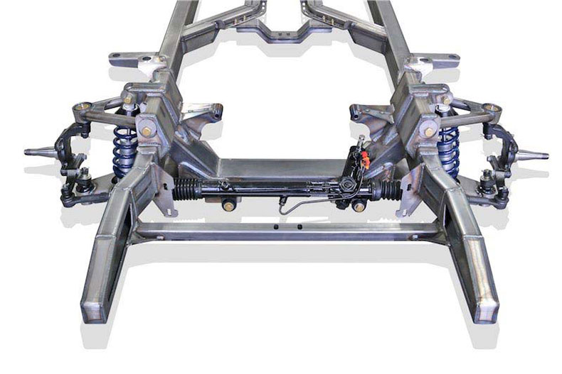 The Only Choice For Classic And Muscle Car Chassis