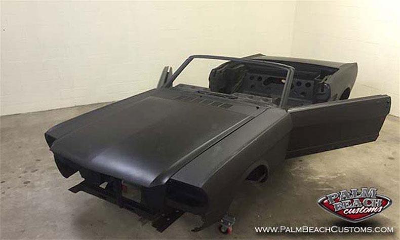 1966 mustang convertible 1