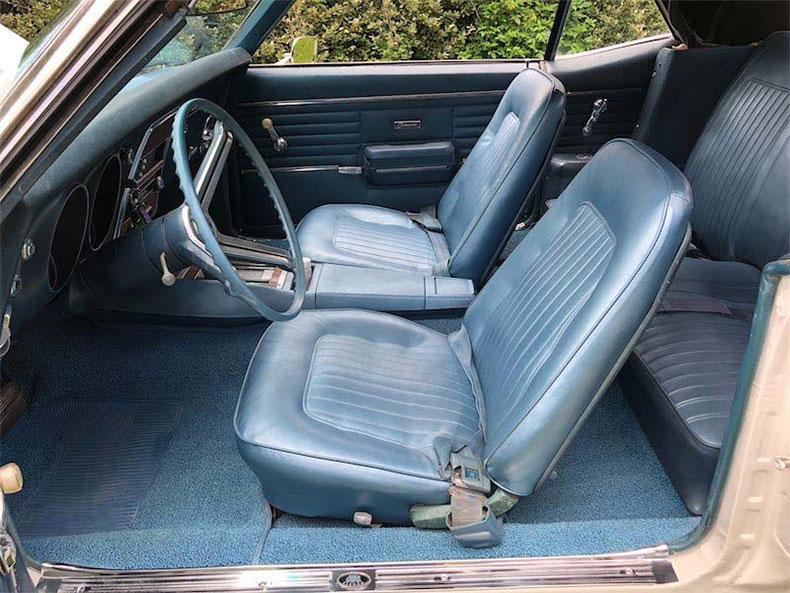 1968 camaro resto finished 2