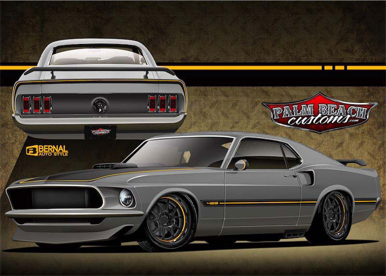 1969 Mustang Cobra Jet Restoration Tips