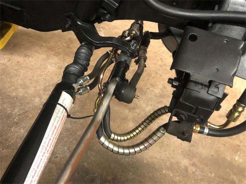 1969 mustang power steering pump