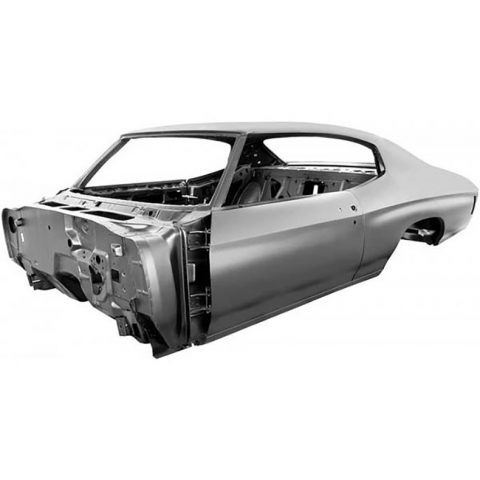 1970 Chevelle Coupe Steel Body With Air Conditioning Firewall Options