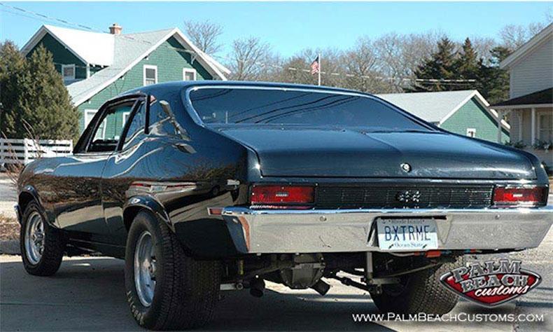 1970 ss big block nova 2