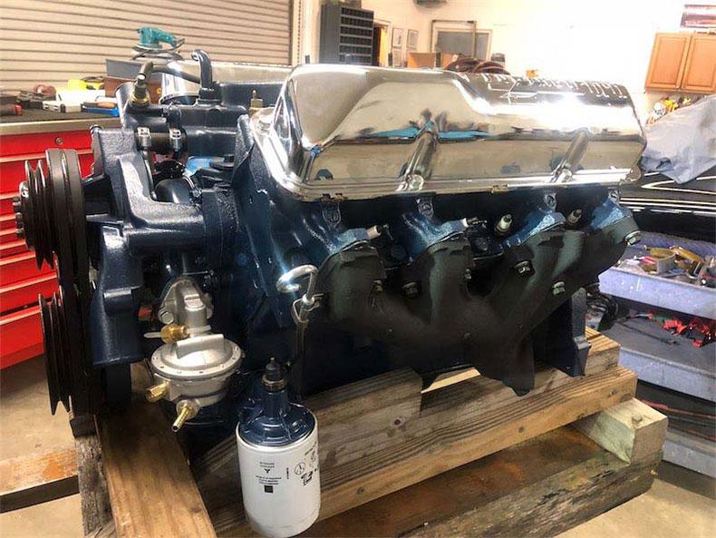 428 original engine