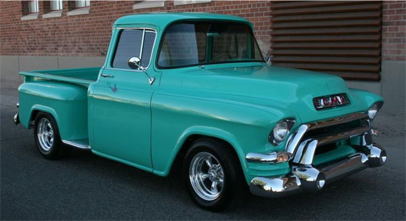 55-59 gmc and chevy truck chassis