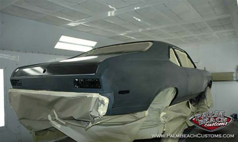 High Quality 1966-67 Chevy II Steel Body To Go With Your Vintage Style!