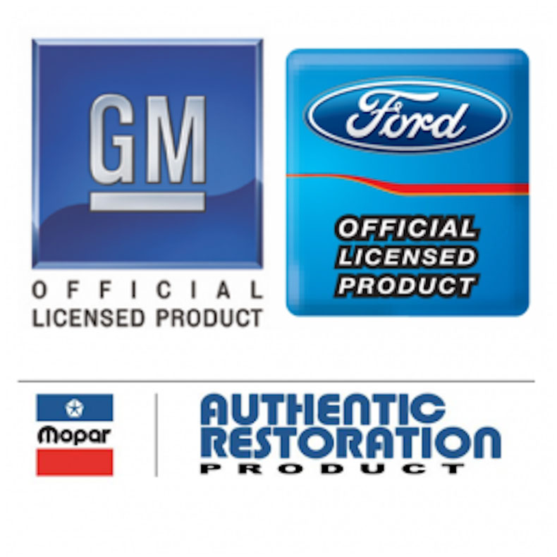 steel replacement bodies big 3 ford gm mopar licenses