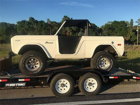 1973 Bronco Build – Finishing Stages