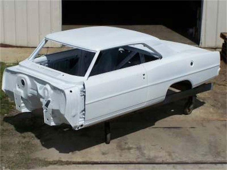chevy II nova steel body 2