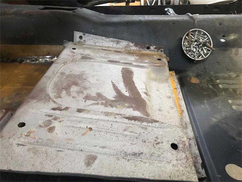 cobra jet mustang car parts