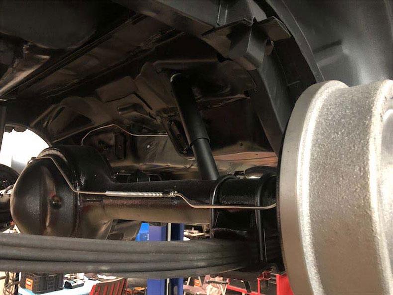 cobra jet mustang car parts 4