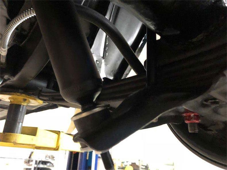 cobra jet mustang car parts 7