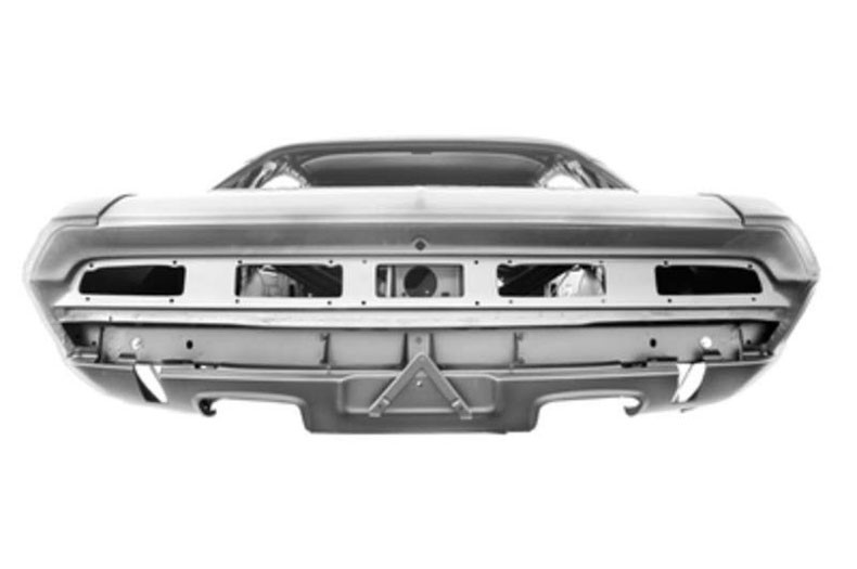 dynacorn 1970 challenger coupe steel body