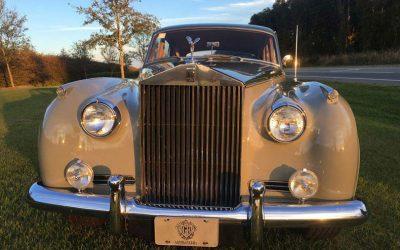 1961 Rolls Royce Silver Cloud – A Dream