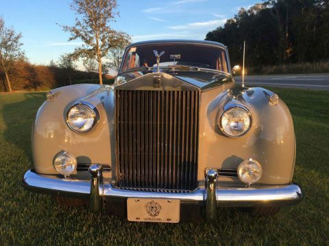 1961 Rolls Royce Silver Cloud – A Dream